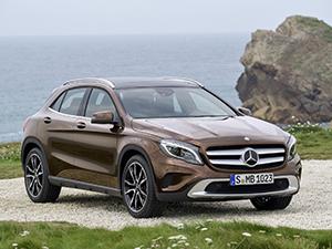 Технические характеристики Mercedes-Benz GLA