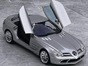 Технические характеристики Mercedes-Benz SLR