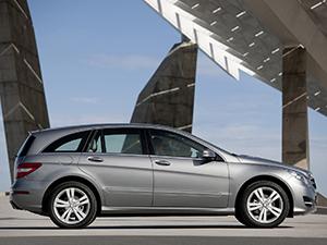 Технические характеристики Mercedes-Benz R-class