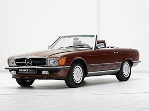 Технические характеристики Mercedes-Benz SL 420 SL 1985-1989 г.