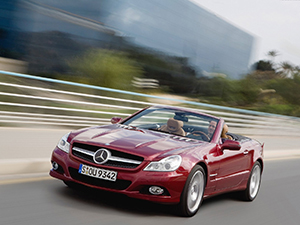 Технические характеристики Mercedes-Benz SL SL 300 2008-2012 г.