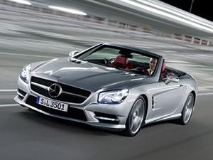 Технические характеристики Mercedes-Benz SL