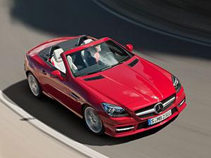 Технические характеристики Mercedes-Benz SLK