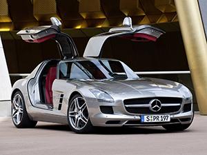 Технические характеристики Mercedes-Benz SLS