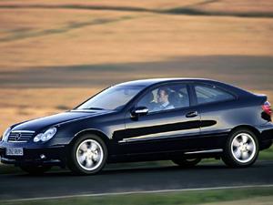 Sport Coupe (CL203) с 2001 по 2004