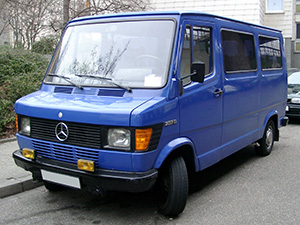 Технические характеристики Mercedes-Benz T1