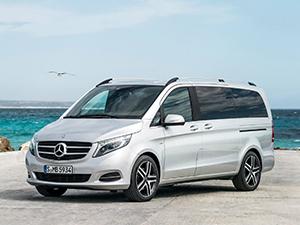 Технические характеристики Mercedes-Benz V-class