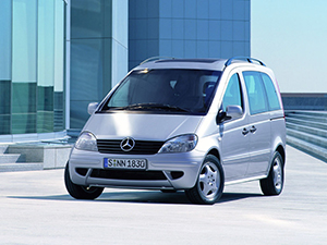 Технические характеристики Mercedes-Benz Vaneo CDI 1.7 (W414) 2002-2006 г.