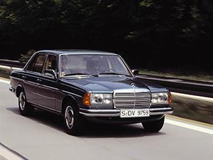 Технические характеристики Mercedes-Benz E-class 200 (W123) 1975-1985 г.