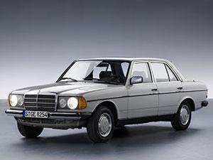Технические характеристики Mercedes-Benz W123