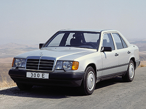 Технические характеристики Mercedes-Benz 200-serie