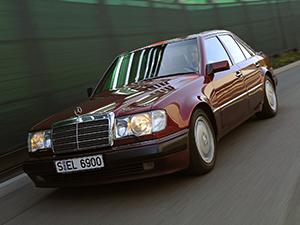 Технические характеристики Mercedes-Benz 200-serie (W124)