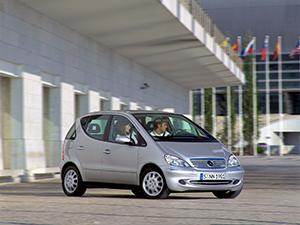 Технические характеристики Mercedes-Benz A-class A 170 CDI 2001-2004 г.