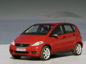 W169 с 2004 по 2008