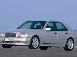 W202 с 1993 по 1995