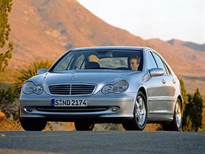 W203 с 2000 по 2004