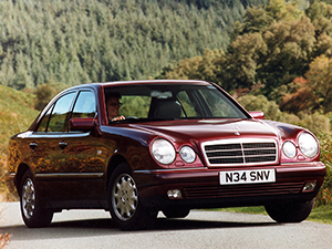 Технические характеристики Mercedes-Benz E-class E 320 1995-1999 г.