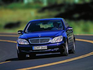 Технические характеристики Mercedes-Benz S-class S 400 CDI Long 1998-2002 г.