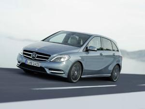 Технические характеристики Mercedes-Benz B-class B 200 Turbo 2008-2011 г.