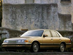 Mercury Grand Marquis 4 дв. седан Grand Marquis