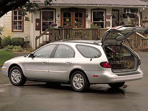 Mercury Sable 5 дв. универсал Wagon