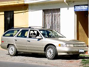Stationwagon с 1992 по 1996
