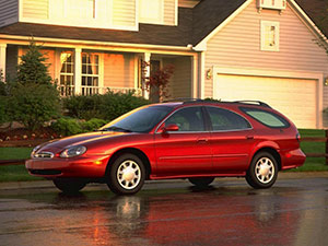 Технические характеристики Mercury Sable Wagon 1996-2000 г.