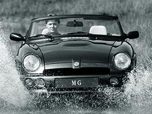 MG RV8 2 дв. кабриолет RV8