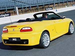 MG TF 2 дв. кабриолет TF