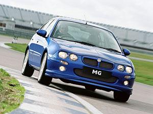 MG ZR 5 дв. хэтчбек ZR
