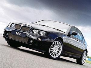 MG ZT 4 дв. седан ZT
