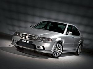 Технические характеристики MG ZS 115 IDT 2004-2005 г.