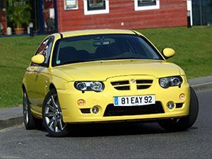 Технические характеристики MG ZT 180 2004-2005 г.