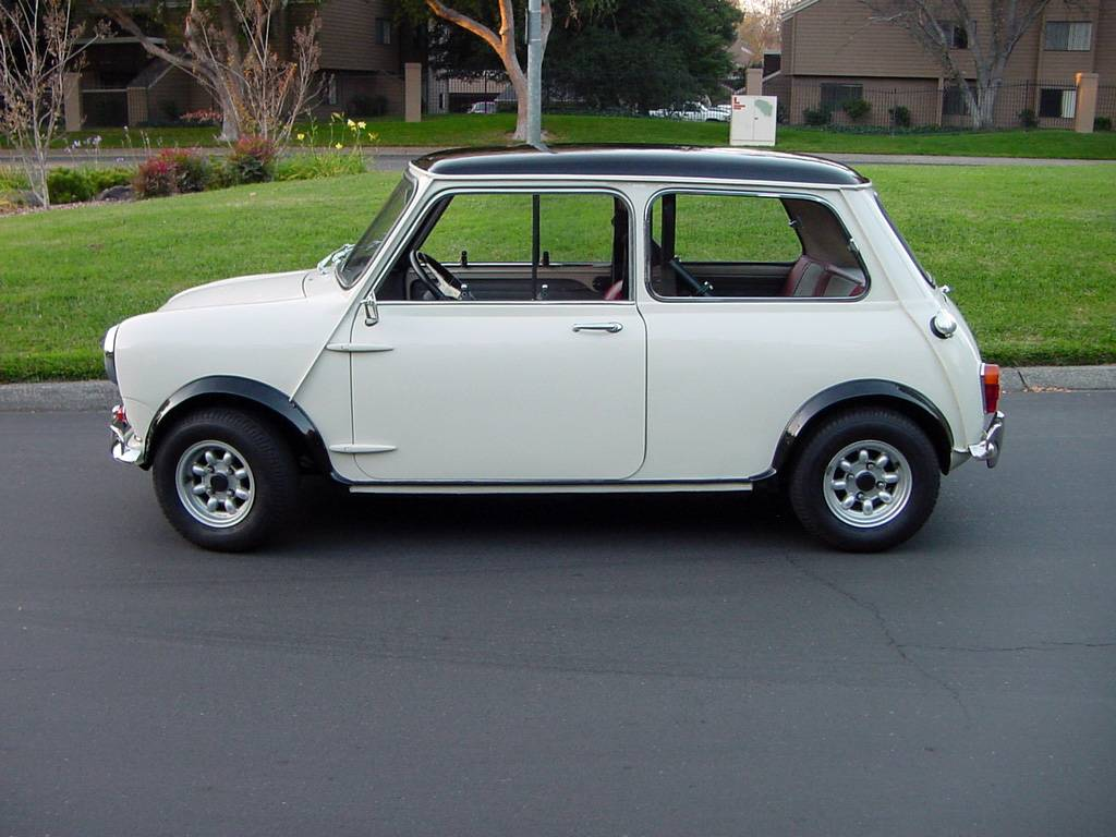Mini (Мини) Cooper Austin 1967-1984 г.