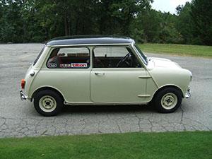 Mini Cooper 2 дв. купе Austin Cooper