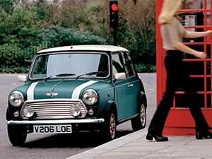 Mini Cooper 2 дв. хэтчбек Cooper