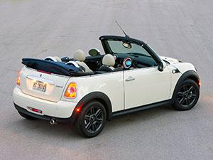 Mini Cooper 2 дв. кабриолет Cabrio
