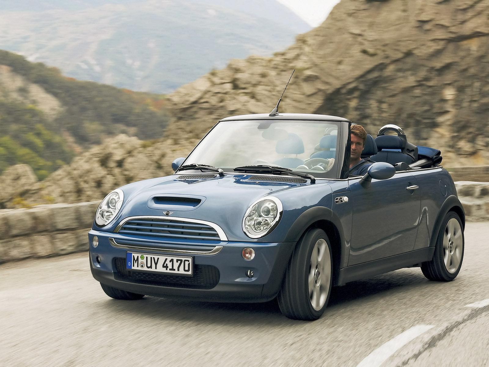 технические характеристики Mini мини Cooper S Cabrio 2 дв