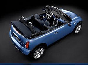 Mini Cooper S 2 дв. кабриолет Cabrio