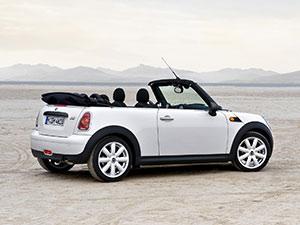 Mini One 2 дв. кабриолет Cabrio
