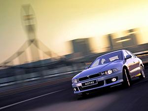 Mitsubishi Aspire 4 дв. седан Aspire