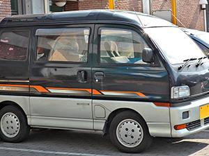 Mitsubishi Bravo 5 дв. минивэн Bravo