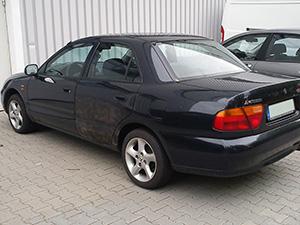 Mitsubishi Carisma 4 дв. седан Carisma