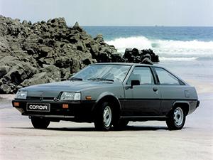 Mitsubishi Cordia 3 дв. купе Cordia