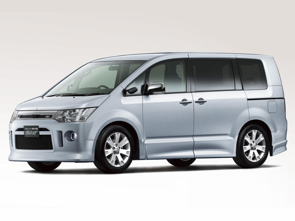 Mitsubishi (Мицубиси) Delica Roadest 2008- г. технические характеристики