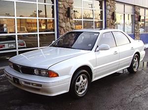 Mitsubishi Diamante 4 дв. седан Diamante