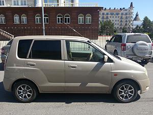 Mitsubishi Dingo 5 дв. минивэн Dingo