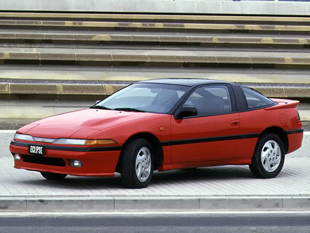 Mitsubishi (Мицубиси) Eclipse 1992-1996 г.