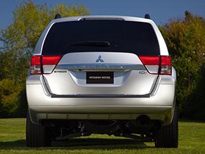 Mitsubishi Endeavor 5 дв. внедорожник Endeavor