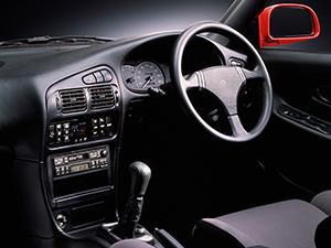 Mitsubishi Lancer Evolution 4 дв. седан Lancer Evolution I
